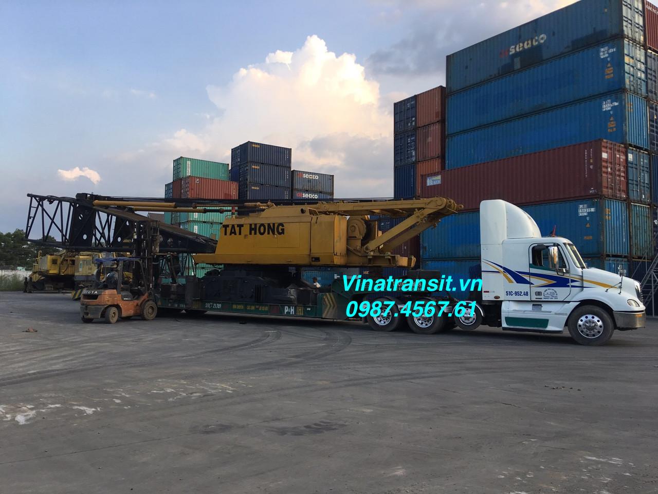 Vận chuyển hàng container đi kratie campuchia